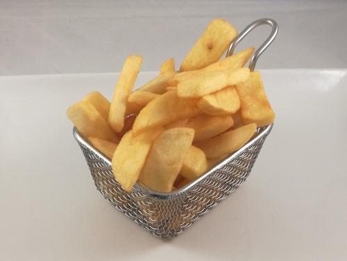 PORTION OF FRIES